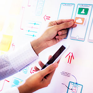Apps Development and Website design optimization program